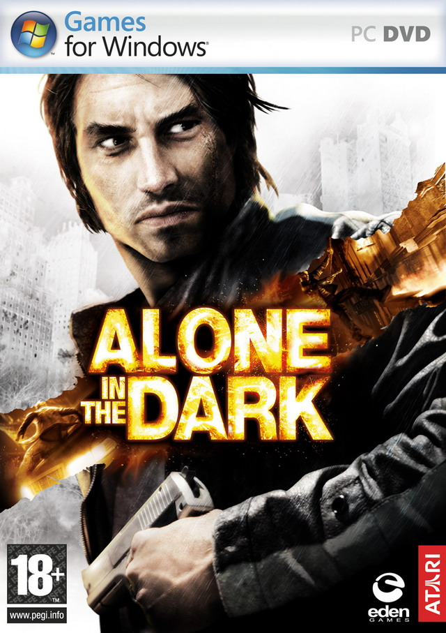 Alone In The Dark: У последней черты (2008) RePack