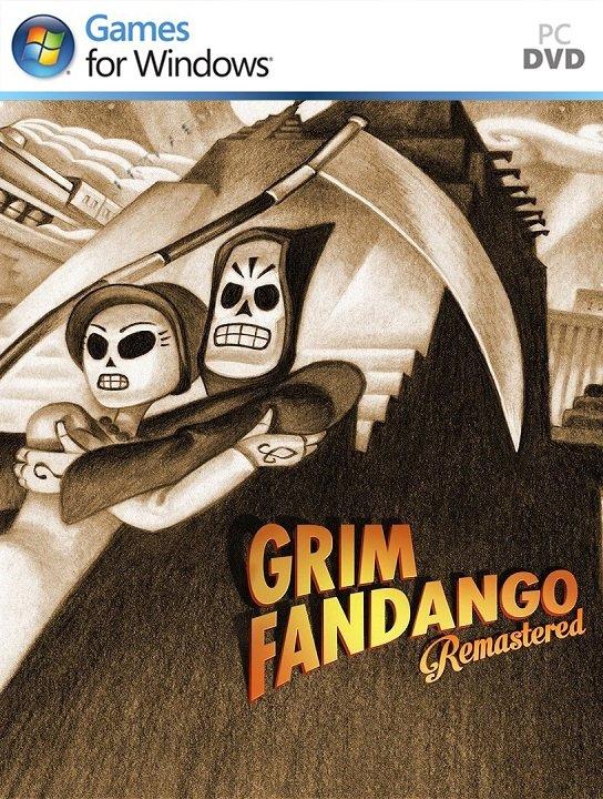 Grim Fandango (2015) RePack