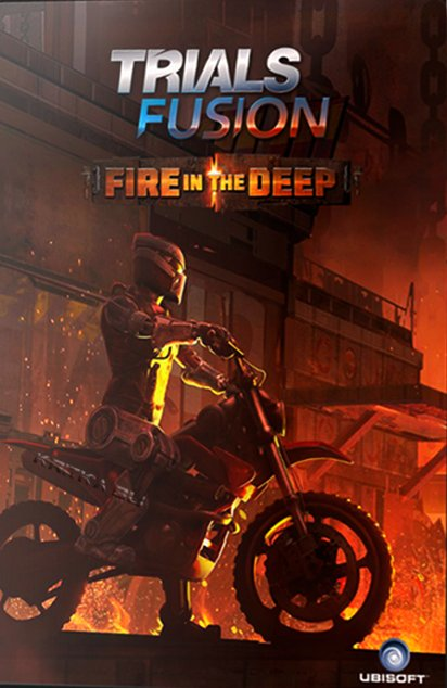 Trials Fusion: Fire in the Deep (2015)