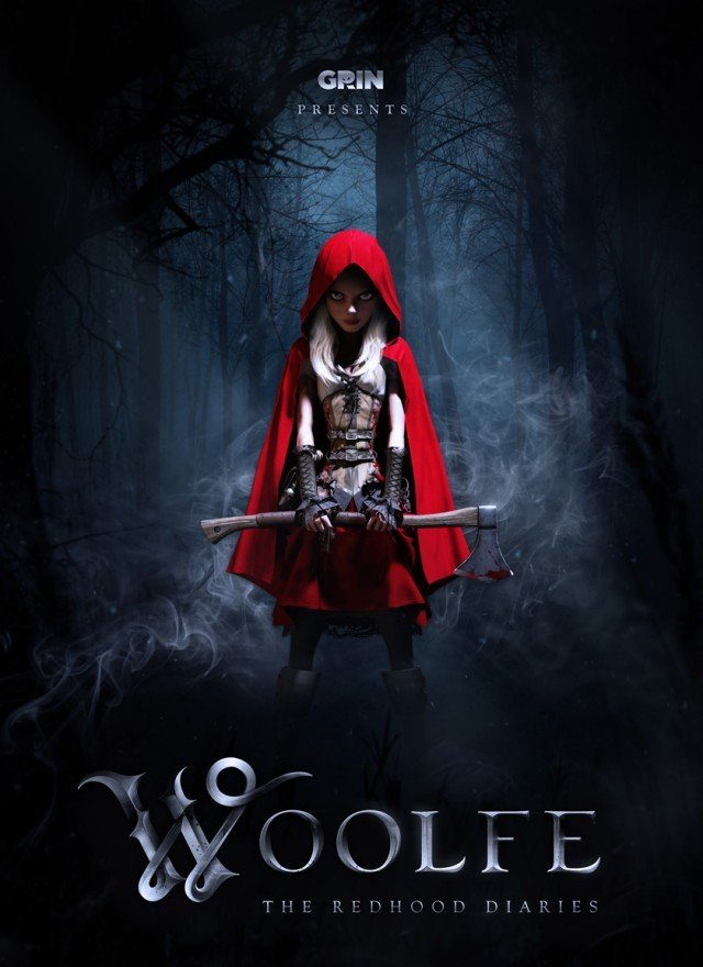 Woolfe: The Red Hood Diaries (2015) RePack