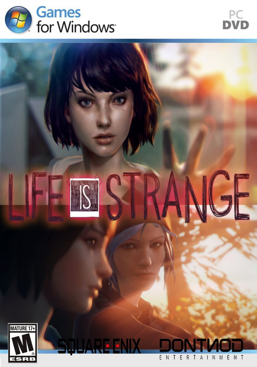 Life is Strange Episodes 1-5 (2015) RePack