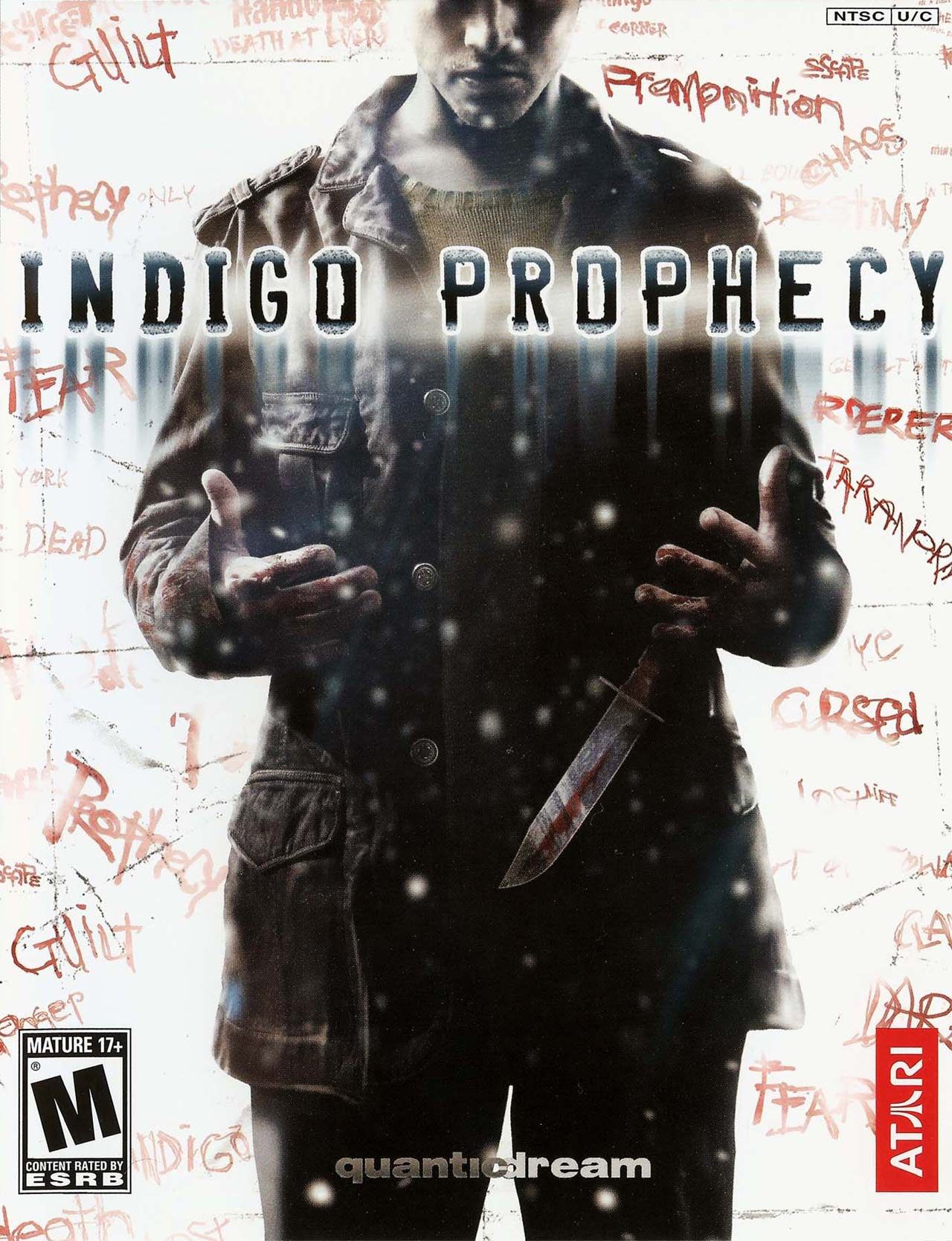 Fahrenheit: Indigo Prophecy Remastered (2015) RePack