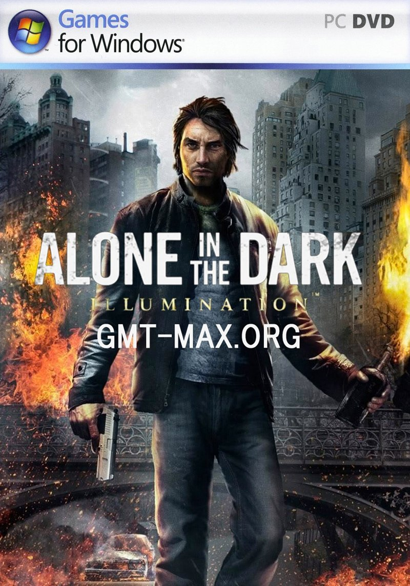 Alone in the Dark: Illumination (2015) RePack