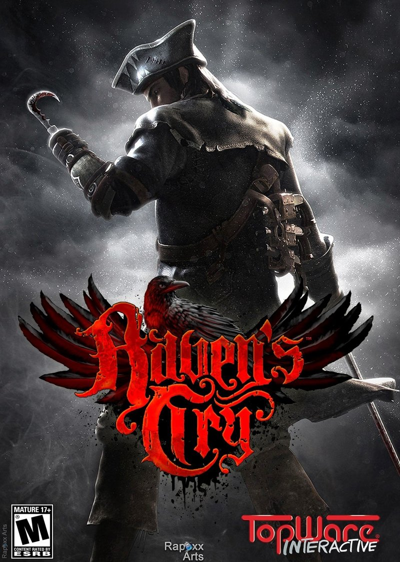 Raven's Cry Digital Deluxe Edition (2015)