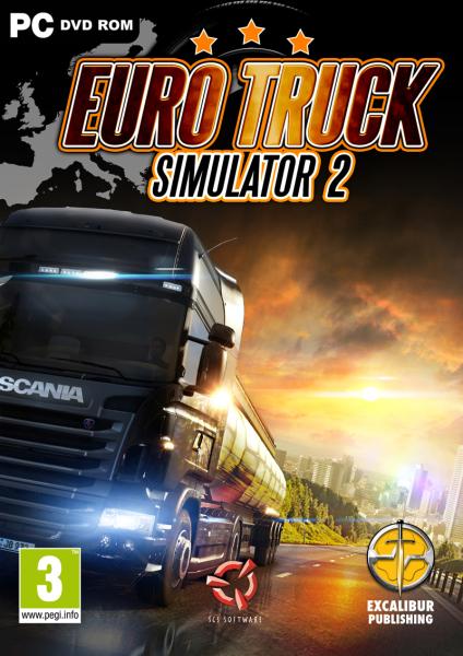 Euro Truck Simulator 2 (2013) RePack