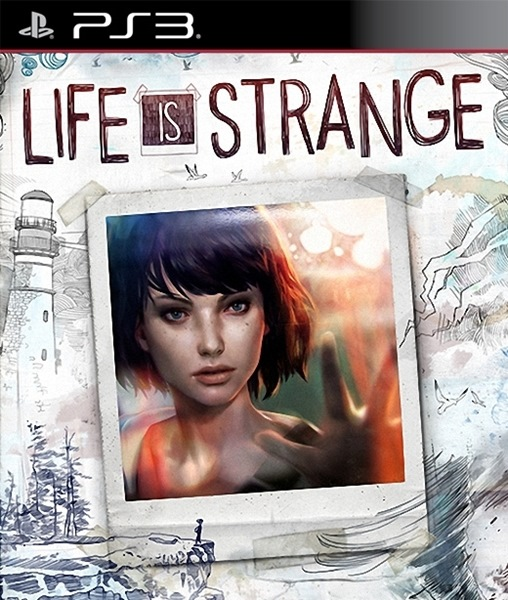 Life is Strange Episodes 1-5 (PS3)
