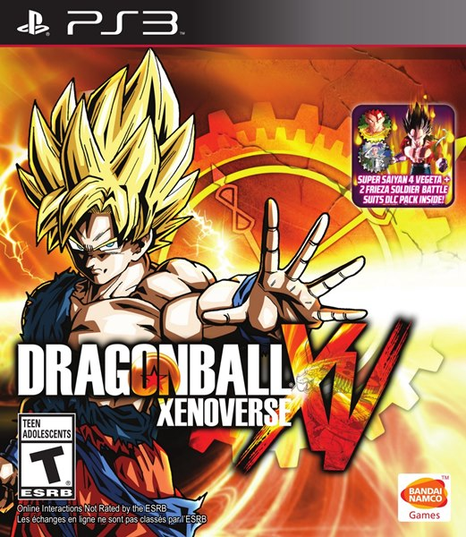 Dragon Ball Xenoverse (PS3)
