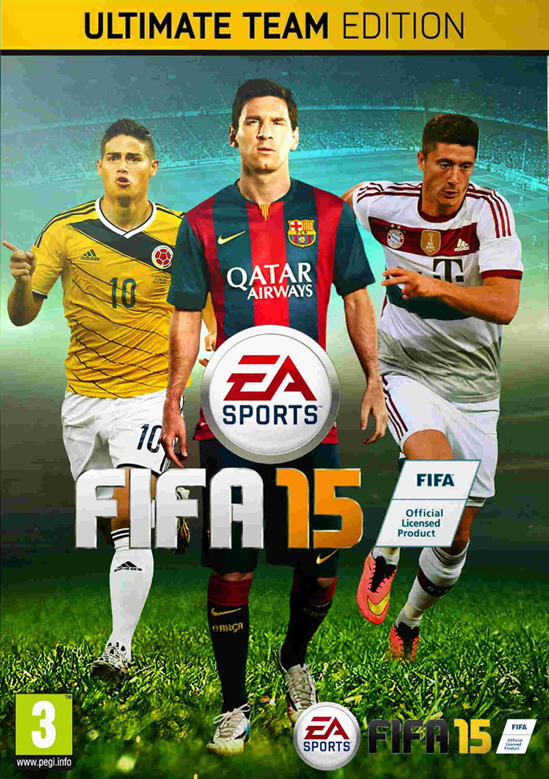 FIFA 15 Ultimate Team Edition (2014) RePack
