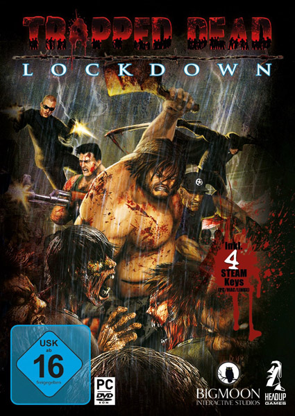 Trapped Dead Lockdown (2015)