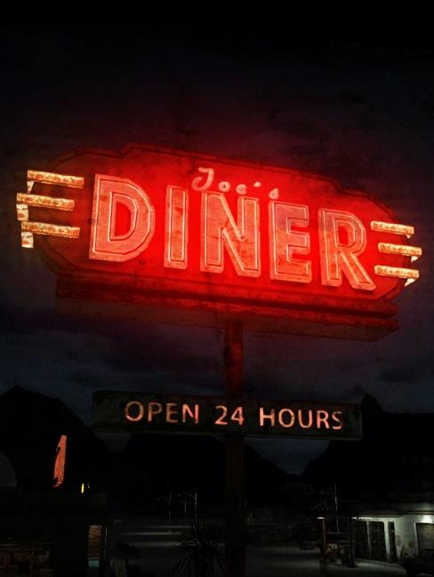 Joe's Diner (2015) RePack