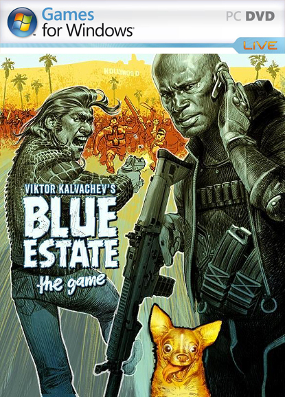 Viktor Kalvachev's Blue Estate: The Game (2015)