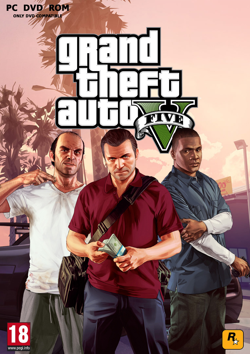 GTA 5 / Grand Theft Auto V (2015) RePack
