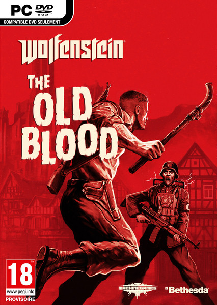 Wolfenstein: The Old Blood (2015) RePack