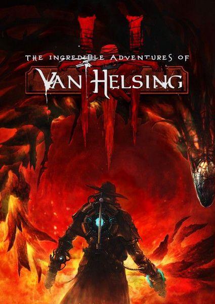 The Incredible Adventures of Van Helsing III (2015)