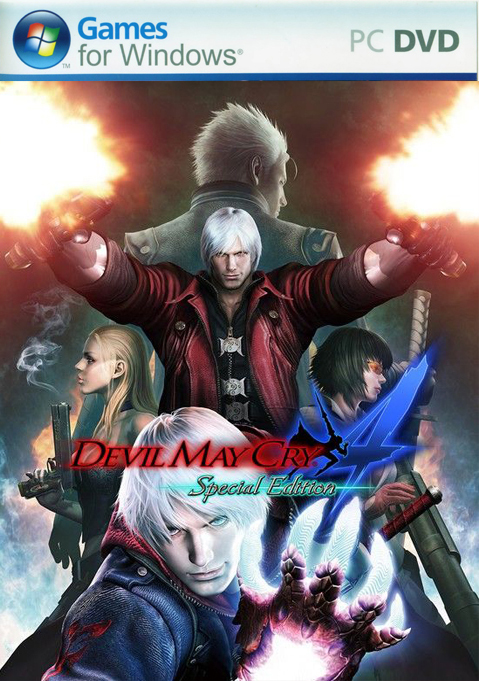 Devil May Cry 4: Special Edition (2015) RePack
