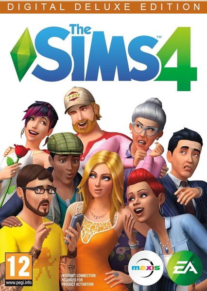 The Sims 4 / ���� 4 + ��� DLC (2016) RePack