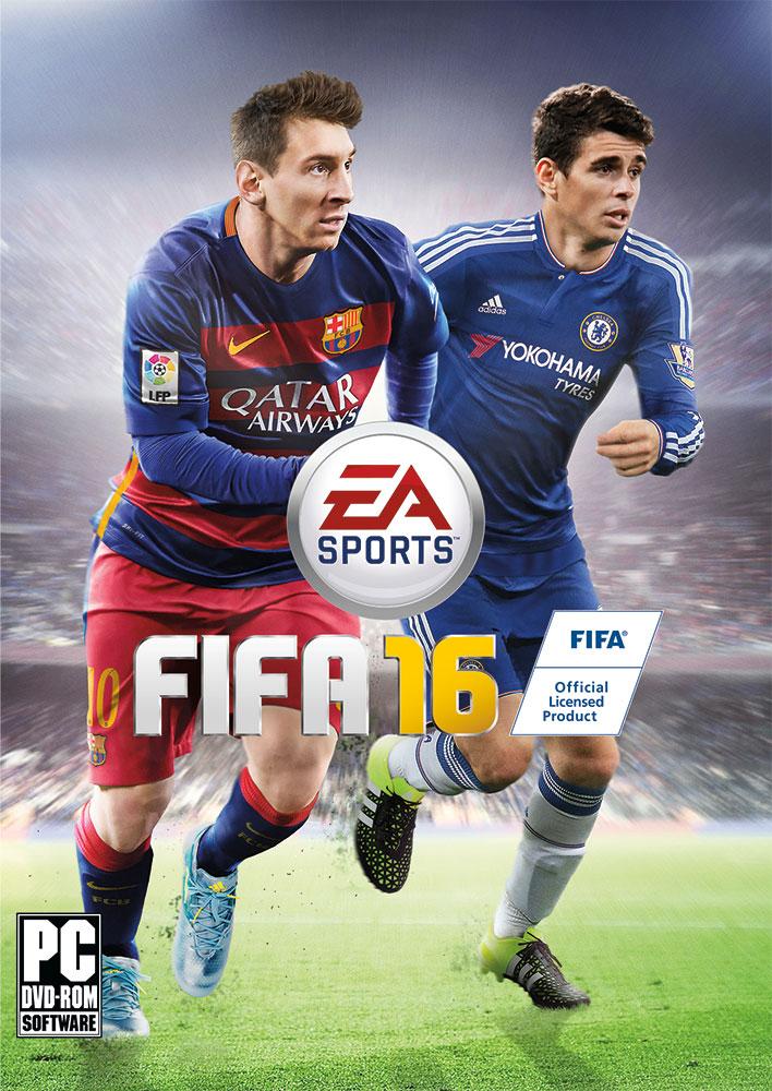 FIFA 16 / ФИФА 16 (2015)