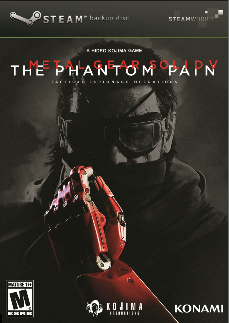 Metal Gear Solid V: The Phantom Pain (2015) RePack