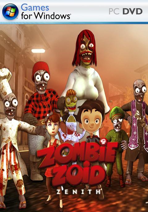 ZombieZoid Zenith (2015)