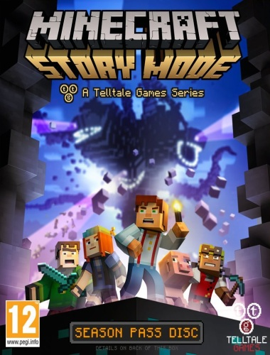 Minecraft: Story Mode - A Telltale Games Series. Episode 1-4 (2015)