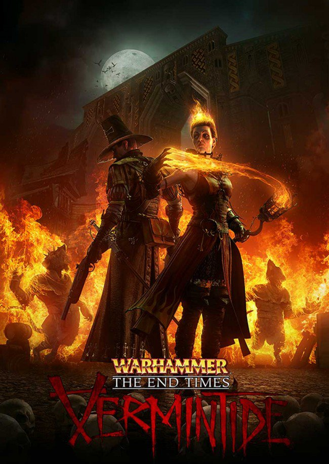 Warhammer: End Times Vermintide Collector's Edition (2015) RePack