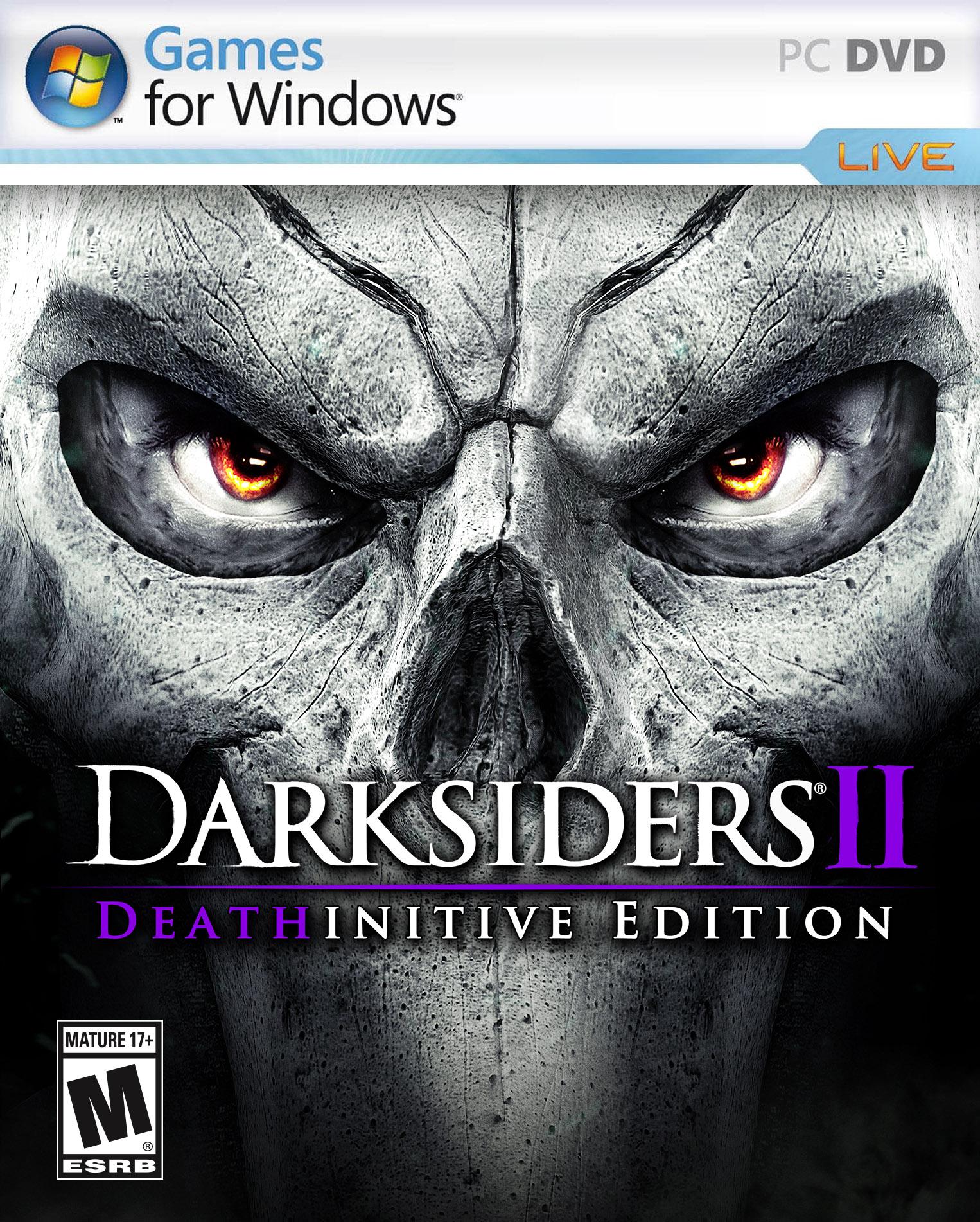 Darksiders II Deathinitive Edition (2015) RePack