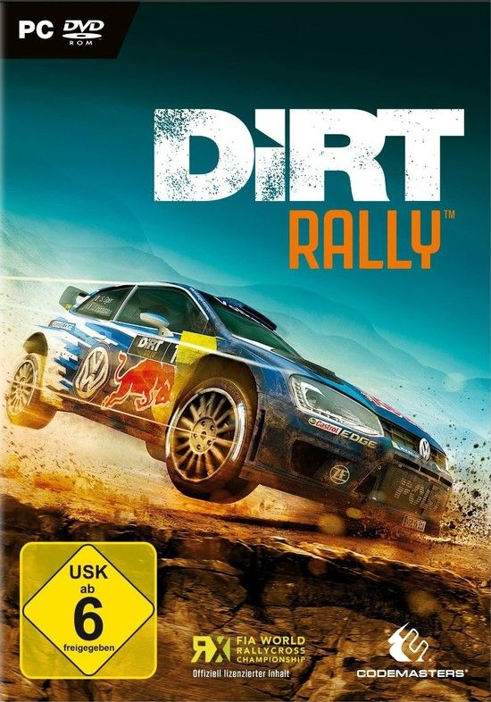 DiRT Rally (2016) RePack