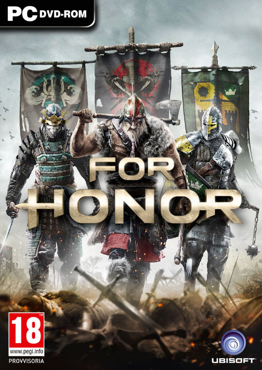 For Honor (2016)