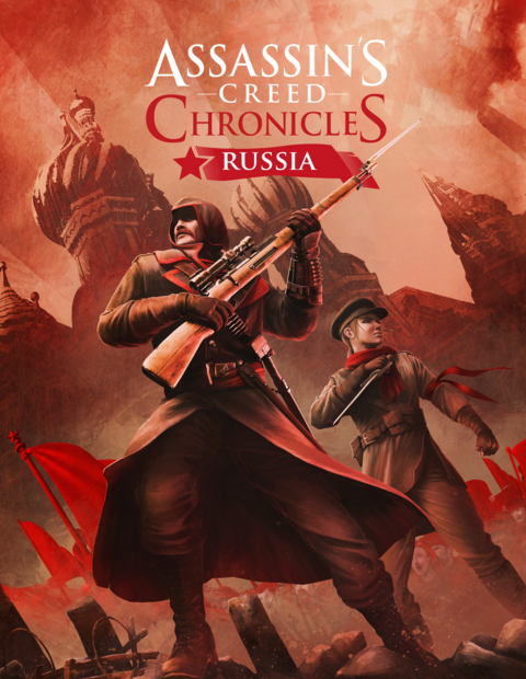 Assassin's Creed Chronicles: Russia (2016)