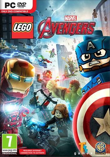 LEGO: Marvel's Avengers (2016)