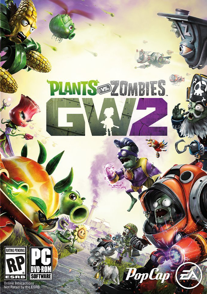Plants vs. Zombies Garden Warfare 2 (2016)
