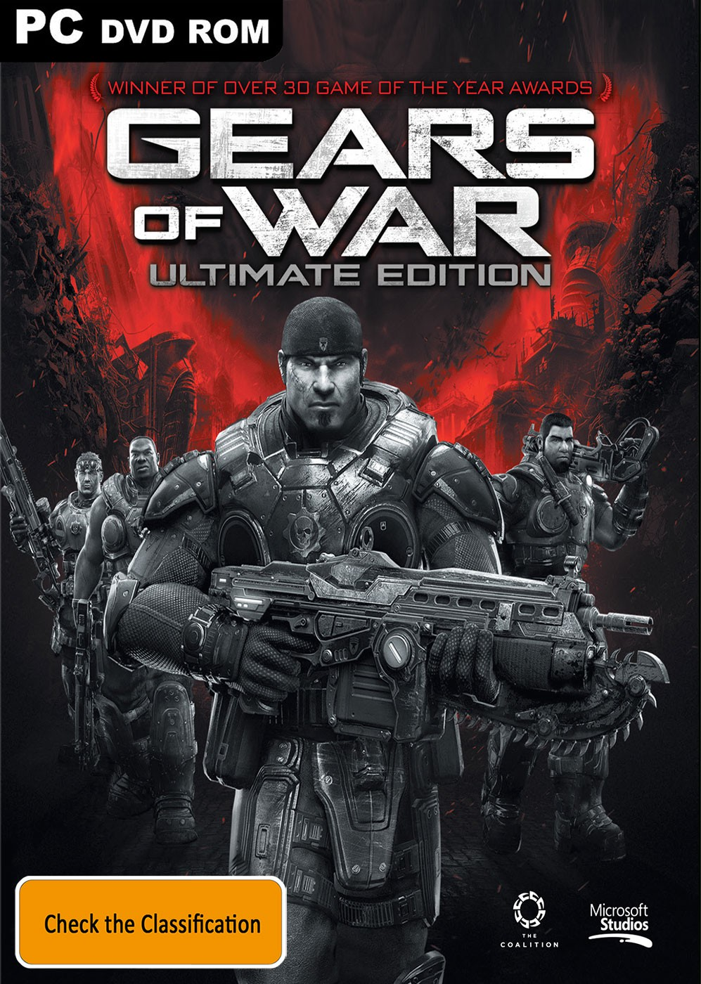 Gears of War: Ultimate Edition (2016)