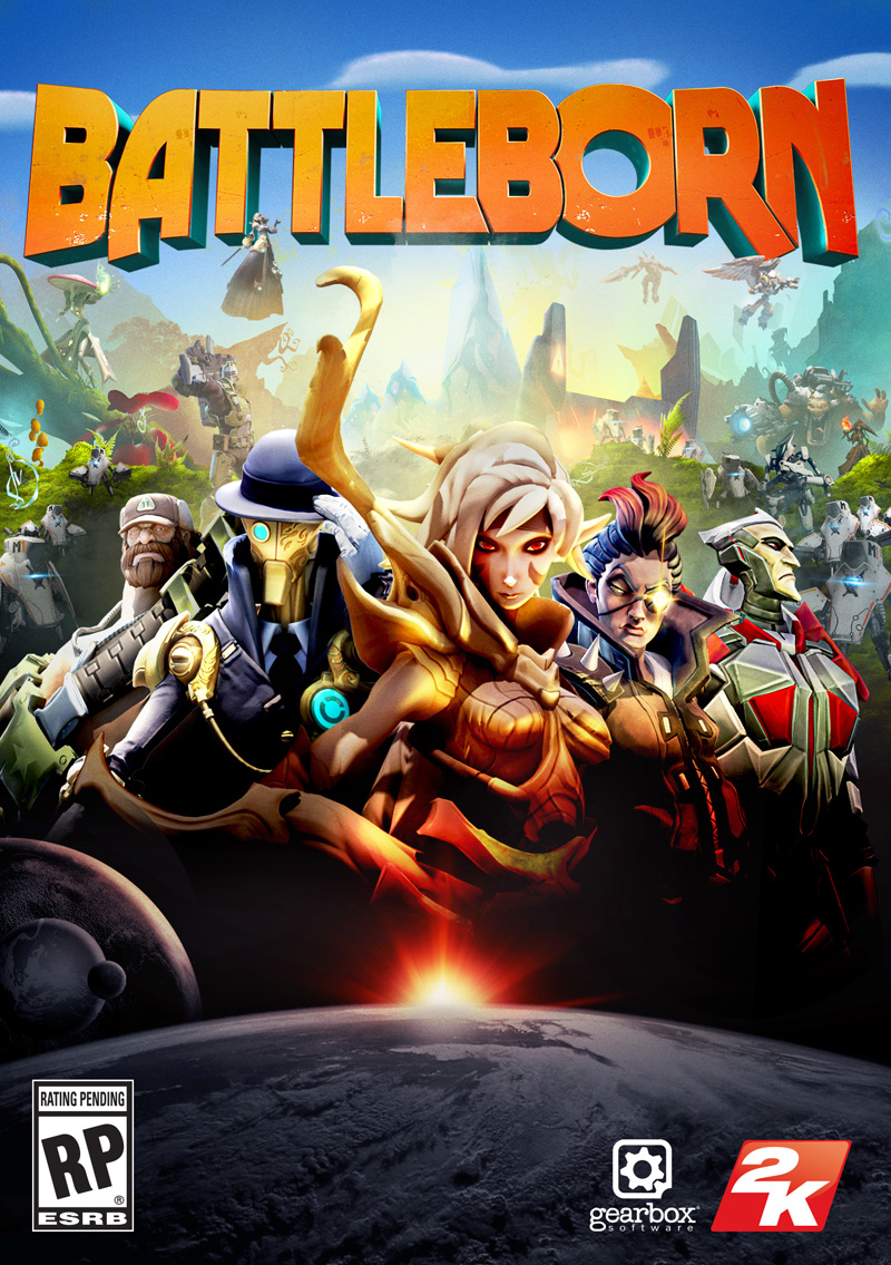 Battleborn Digital Deluxe Edition (2016)