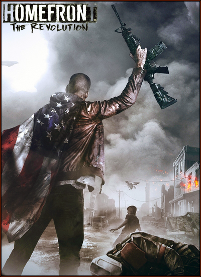 Homefront: The Revolution (2016)