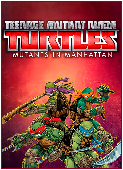 Teenage Mutant Ninja Turtles: Mutants in Manhattan (2016) RePack