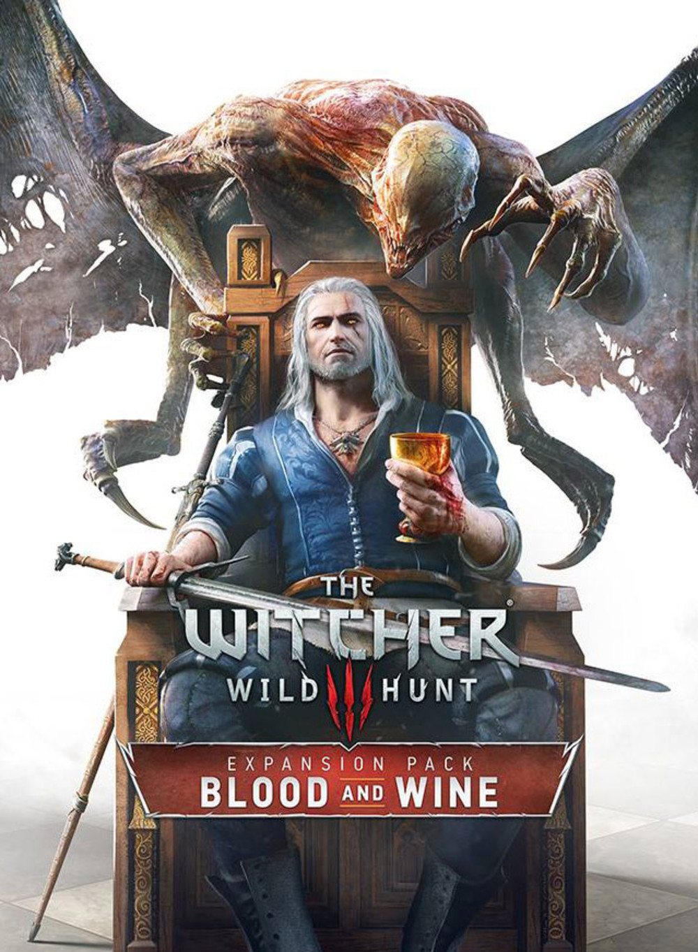 The Witcher 3: Wild Hunt Blood and Wine / Кровь и Вино (2016)