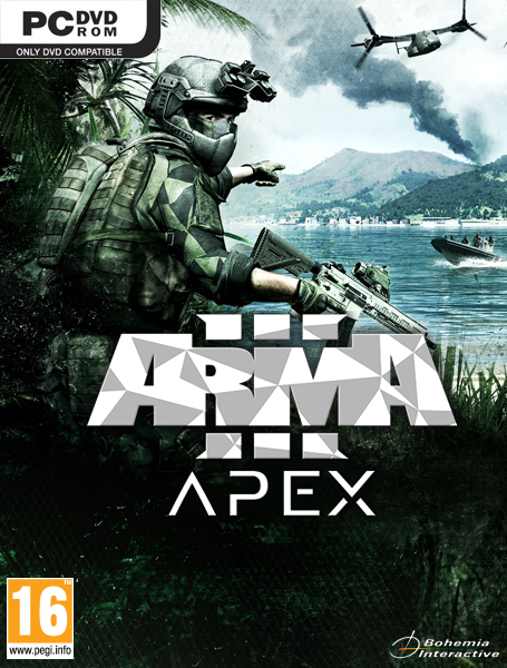 Arma 3: Laws of War + 9 DLC (2017) RePack