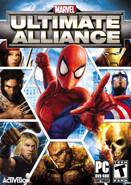 Marvel: Ultimate Alliance 1-2 Bundle (2016)