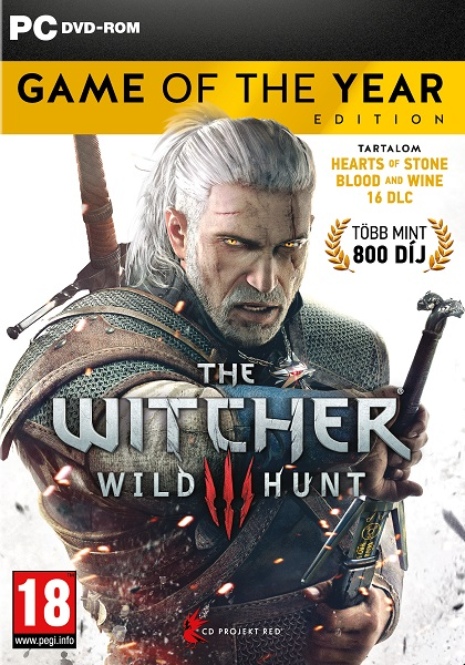 The Witcher 3: Wild Hunt Game of the Year Edition (2016)