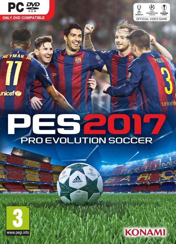 PES 2017 / Pro Evolution Soccer 2017 (2016)