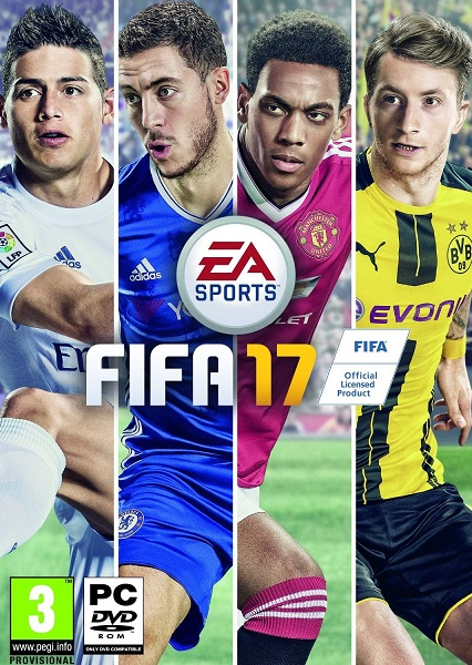 FIFA 17 / ФИФА 17 (2016)