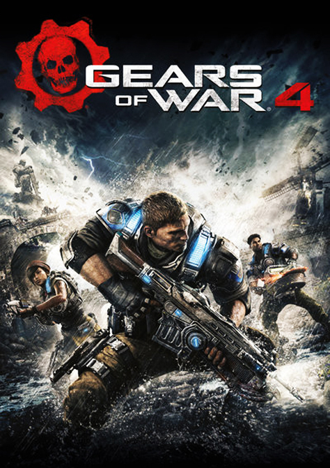 Gears of War 4 на ПК / PC (2016)