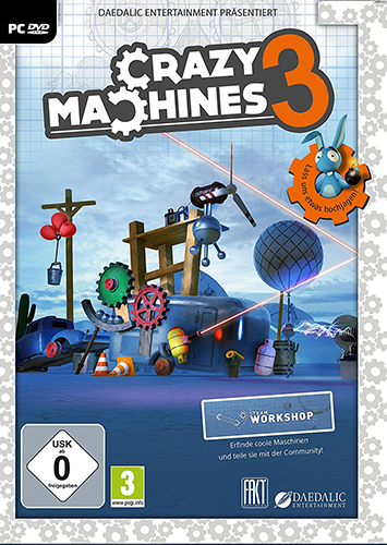 Crazy Machines 3 (2016)