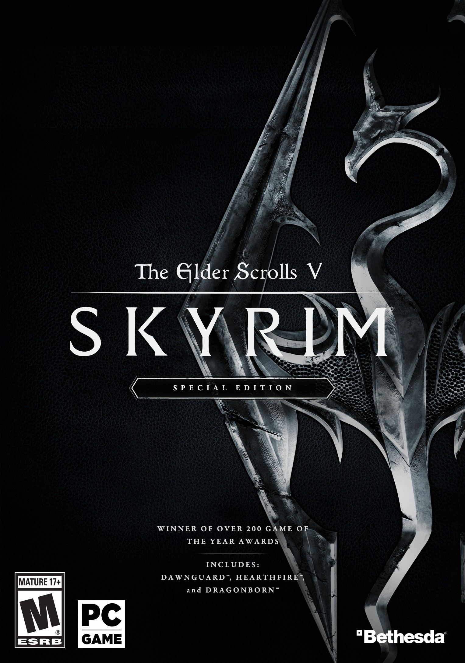 The Elder Scrolls V: Skyrim Remaster Special Edition (2016) RePack