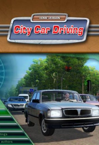City Car Driving v.1.5.4 (2017) RePack