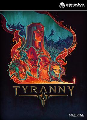 Tyranny Bastard's Wound + 4 DLC (2017) RePack