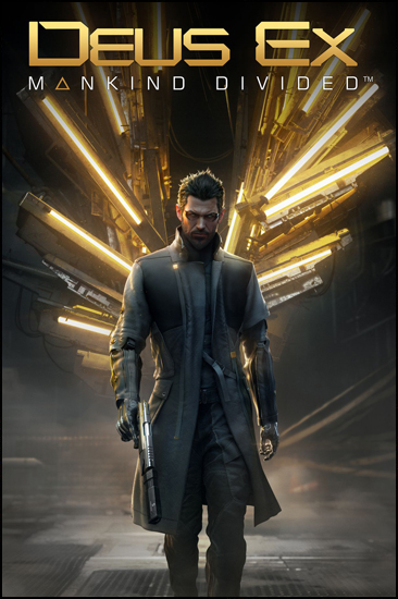 Deus Ex: Mankind Divided (2016) RePack