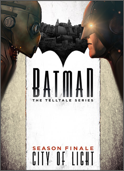 Batman: A Telltale Game Series Episodes 1-5 (2016)