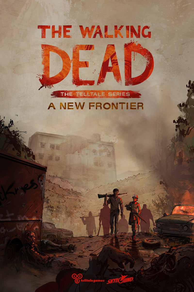 The Walking Dead: Season 3 A New Frontier (2016)