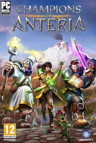 Champions of Anteria (2016) RePack